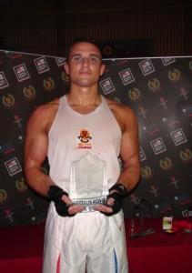 Noah burton Class B Novice Champion 2013, 7th December