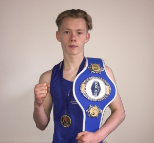 Jamie Edwards best youth boxer 2016 haringey box cup