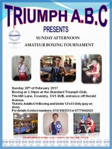 Triumph Show 2017-02-26